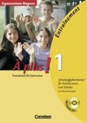 À plus! Ausgabe 2004. Band 1. Klassenarbeitstrainer mit CD und Musterlösungen. Bayern