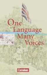 One Language, Many Voice / Textheft | auteur onbekend |