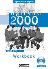 English G 2000. Ausgabe Gymnasium Bayern. Band 1. Workbook mit CD