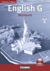 English G 4. 8. Jahrgangsstufe. Gymnasium Bayern. Neubearbeitung. Workbook mit CD (Kurzfassung)