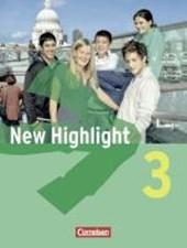 New Highlight Allgemeine Ausgabe3: 7. Schuljahr. Schülerbuch