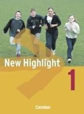 New Highlight 1. Schülerbuch