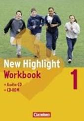 New Highlight 1. Workbook. Mit Einführungskurs und CD-ROM