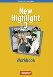 New Highlight Band 3. 7. Jahrgangsstufe. Workbook. Bayern