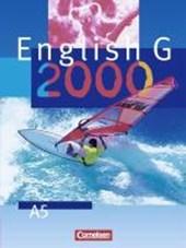 English G 2000. Ausgabe A 5. Schülerbuch. 9. Schuljahr. Gymnasium