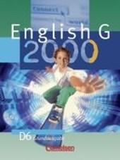 English G 2000. Ausgabe D 6. Schülerbuch. Grundausgabe