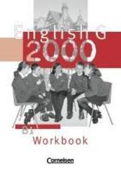 English G 2000. Ausgabe B 1. Workbook mit Einführungskurs. 5. Schuljahr. Für Realschulen