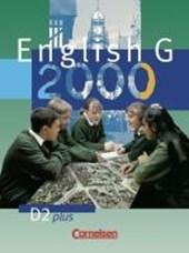 English G 2000. Ausgabe D 2 plus. Schülerbuch