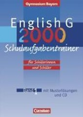 English G 2000 Bd. 1. Gymnasium Bayern. Schulaufgabentrainer