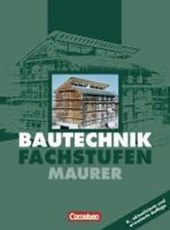 Bautechnik. Fachstufen. Maurer. Schülerbuch. Euro-Ausgabe
