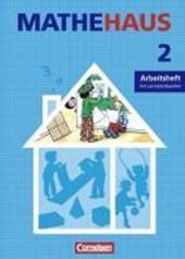 Mathehaus 2. Allgemeine Ausgabe. Arbeitsheft