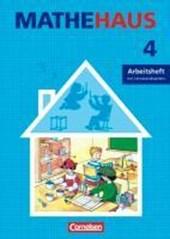 Mathehaus 4. Allgemeine Ausgabe. Arbeitsheft