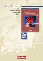 Lernstufen Mathematik 7. Jahrgangsstufe. Arbeitsheft. Hauptschule Bayern. Neue Ausgabe