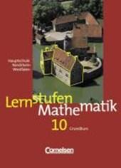 Lernstufen Mathematik 10. Grundkurs. Nordrhein-Westfalen. Hauptschule