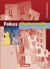 Fokus Mathematik 6. Schuljahr. Schülerbuch. Nordrhein-Westfalen