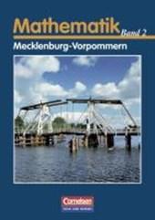 Mathematik Sekundarstufe II. Band 2. Analytische Geometrie, Stochastik. Schülerbuch. Mecklenburg-Vorpommern