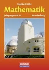 Mathematik Sekundarstufe II. 11. Schuljahr. Schülerbuch. Brandenburg