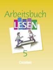 Arbeitsbuch Lesen 5. RSR