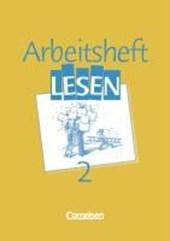 Arbeitsbuch Lesen 2. RSR. Arbeitsheft