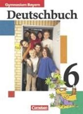 Deutschbuch 6. Schülerbuch. Bayern. Gymnasium. RSR