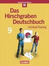 Hirschgraben Deutschbuch . 9. Schuljahr. Schülerbuch. Hauptschule Bayern