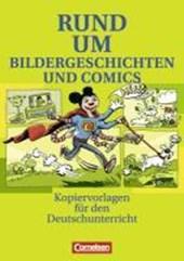 Rund um Bildergeschichten und Comics