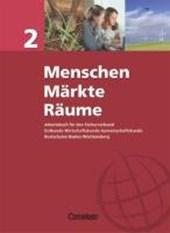 Menschen - Märkte - Räume 2 / Schülerbuch / BW