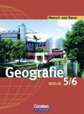 Geografie. Mensch und Raum 5/6. Schülerbuch. Neubearbeitung. Berlin