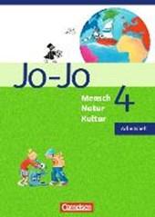 Jo-Jo Mensch - Natur - Kultur - Grundschule Baden-Württemberg. Band 4 - Arbeitsheft