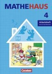 Mathehaus 4 B. Arbeitsheft. Baden-Württemberg, Rheinland-Pfalz, Saarland
