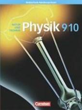 Natur und Technik.Physik für Realschulen. 9./10. Schuljahr Niedersachsen. Neubearbeitung