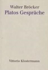 Platos Gespräche