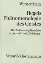 Hegels Phänomenologie des Geistes