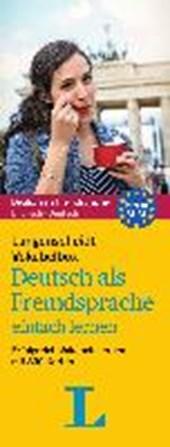 Langenscheidt Vokabelbox Deutsch als Fremdsprache einfach lernen - Box mit 800 Karteikarten