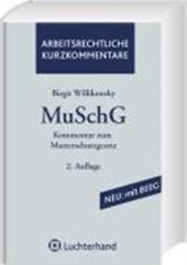 Kommentar zum Mutterschutzgesetz (MuSchG)