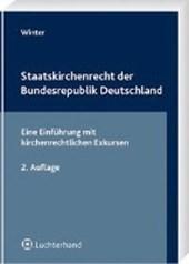 Staatskirchenrecht der Bundesrepublik Deutschland