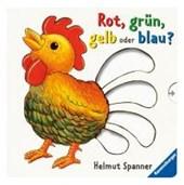 Rot, grün, gelb oder blau?