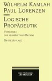 Logische Propädeutik