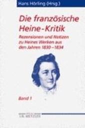 Die französische Heine-Kritik