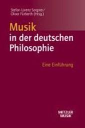 Musik in der deutschen Philosophie