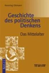 Geschichte des politischen Denkens - Bd.2