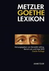 Metzler Goethe Lexikon