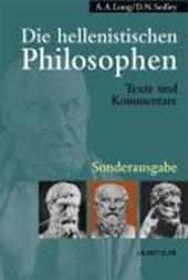 Die hellenistischen Philosophen. Sonderausgabe