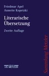 Literarische Übersetzung