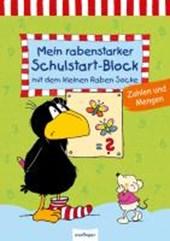 Mein rabenstarker Schulstart-Block - Zahlen und Mengen