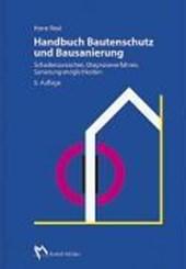 Handbuch Bautenschutz und Bausanierung