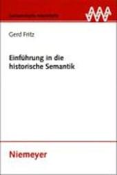 Einführung in die historische Semantik