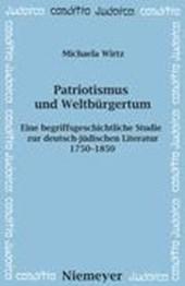 Patriotismus und Weltbürgertum