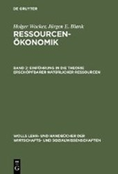 Ressourcenökonomik