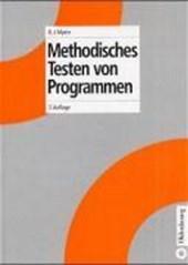 Methodisches Testen von Programmen